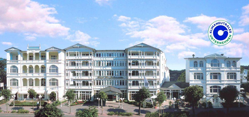 Hotel in Binz auf Rügen - Vier Jahreszeiten